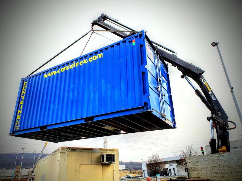 Géptest daruzás 3,5 tonna